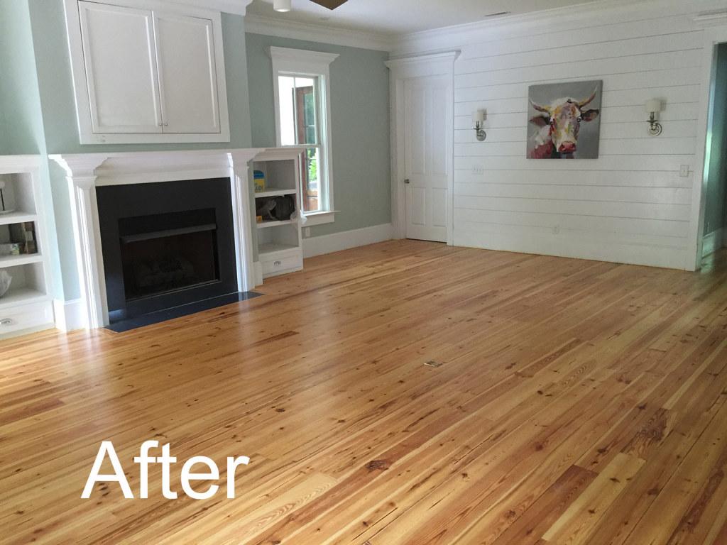 Flooring Services Charleston Sc : Charleston floor repair signature hardwoods inc